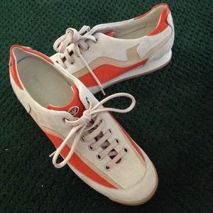 Armani women's sneakers