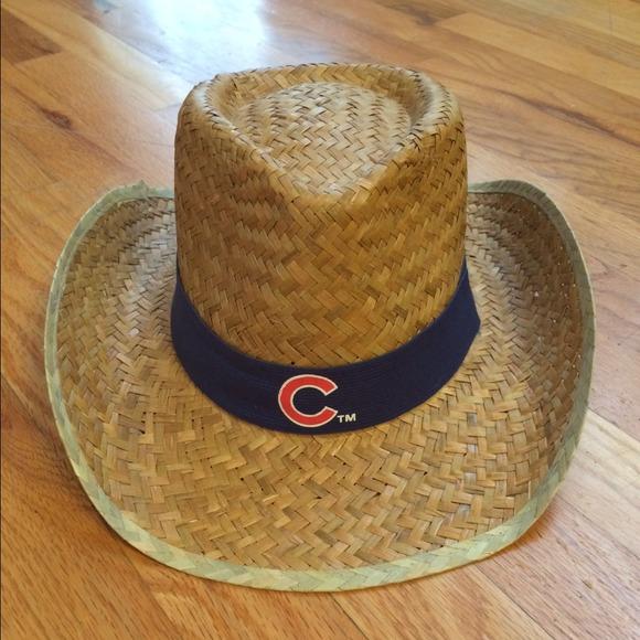 Accessories - Chicago Cubs Cowboy Hat 9d4ec66705a