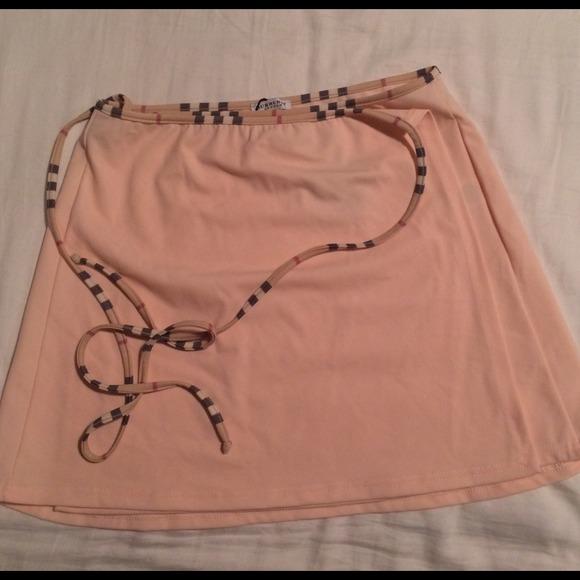 c535c330f69e Burberry Skirts | New Swim Skirt Coverup Size Small | Poshmark