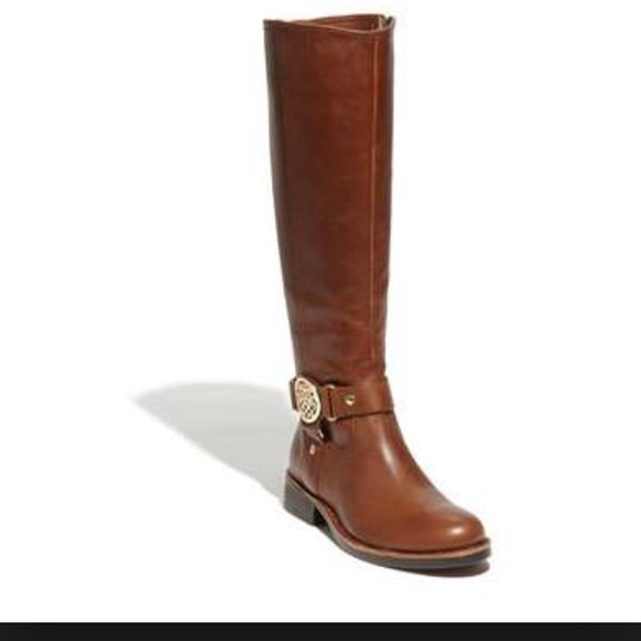 72% off Vince Camuto Boots - Vince camuto tall leather riding ...