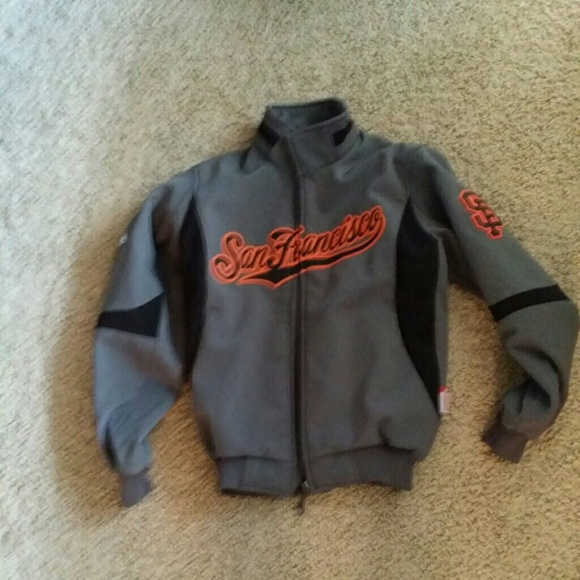 competitive price 08986 29f1f San Francisco Giants Jacket!