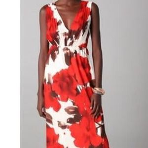 Alice and Olivia Nina Floral Maxi size 0