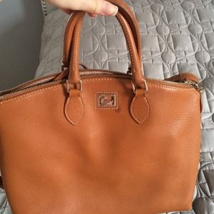 Authentic dooney bourke bag