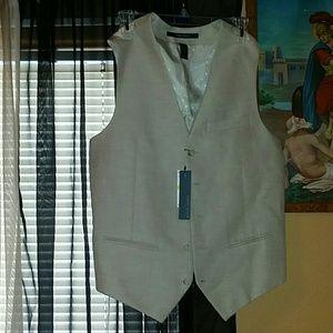 Other - Perry Ellis tan new vest