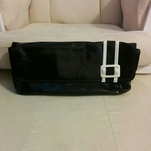 Clutches & Wallets - Black clutch