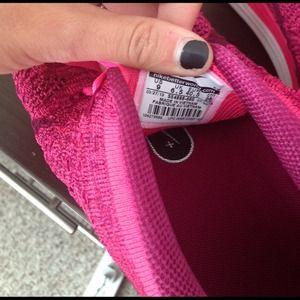 Nike Sko Størrelse 9 Rødt KwpSQ