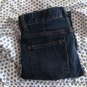 Free People Denim - Free people 27 short jeans.