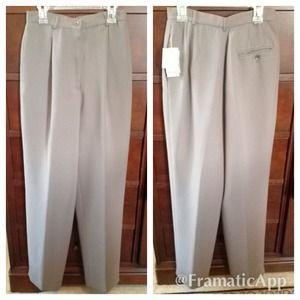 Alfani taupe pants