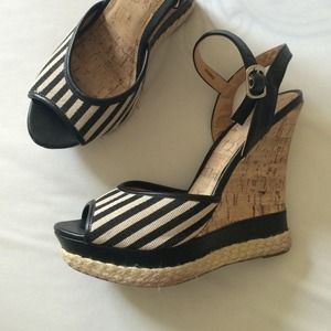 Charlotte Russe Shoes - Charlotte Russe Wedges