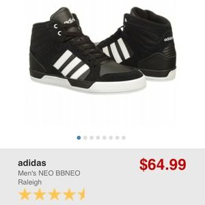 adidas high tops neo