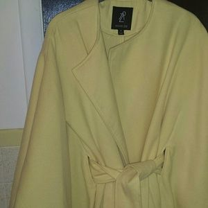 REDUCED! Rachel Zoe Yellow Kimono Coat