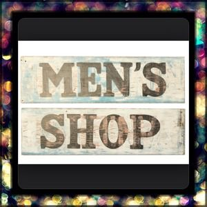 Clothes, shoes and accessories for men