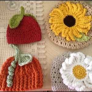 Other - Custom Crochet Baby/Toddler Hat-you choose!