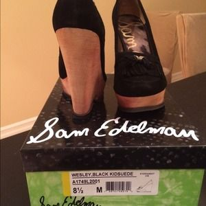 Sam Edelman shoes, size 8.5