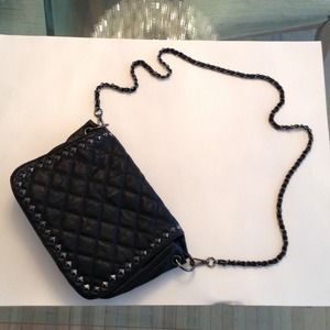 Steve Madden Studded Chain Bag