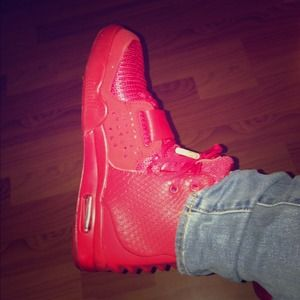 Nike Shoes - Air Yeezy 2 Red Octobers AUTHENTIC