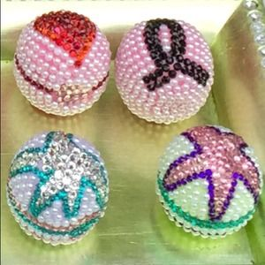 Customized Bedazzled Esos LipBalms