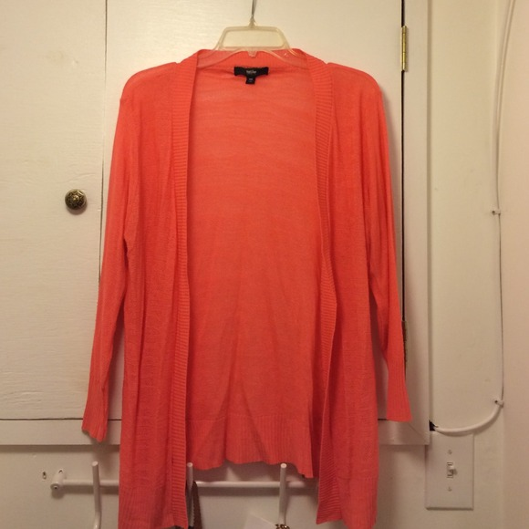75% off Mossimo Supply Co. Sweaters - WOMENS CORAL COLORED ...