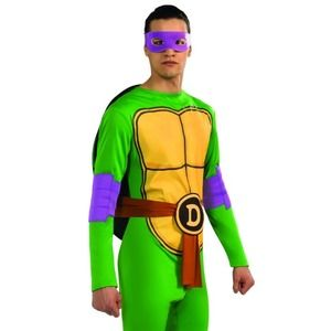 Mens ninja turtle costume  halloween