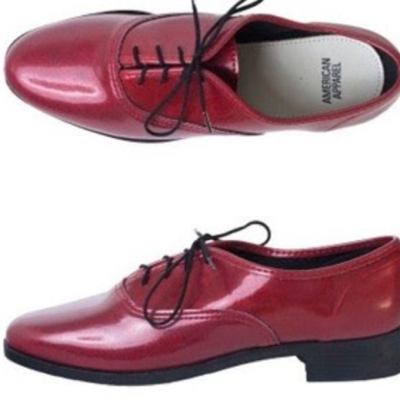 40097c61ad American Apparel Shoes - American Apparel women's dancing shoe