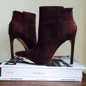 Rachel Roy ankle boots