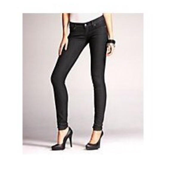 94% off Express Denim - EXPRESS Zelda Jean legging slim fit ultra ...