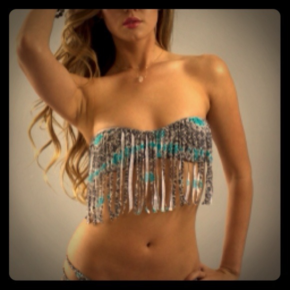 acacia swimwear Tops | Sale Nwt Thai Barcelona Top