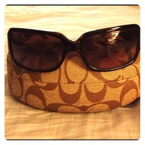 ReducedCoach Tortoise Sunglasses