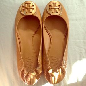Tory Burch Authentic Flats