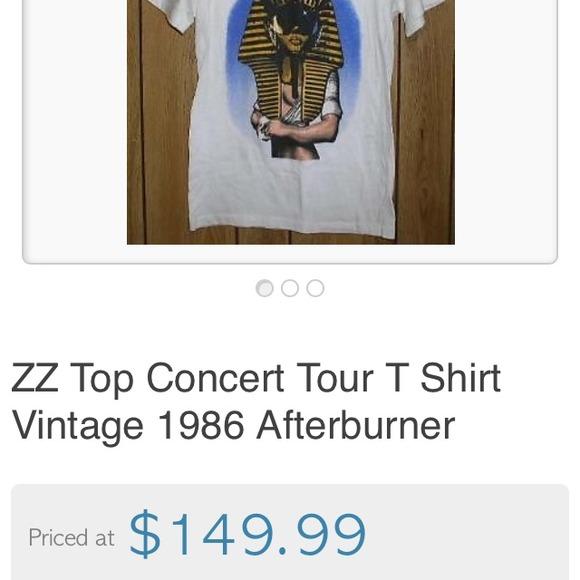 Zz Top Vintage 106