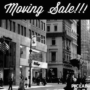 Moving Sale❤️❤️