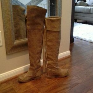 Frye high boots