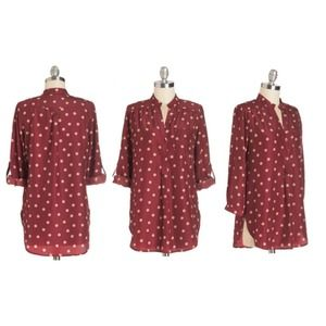 """Modcloth """"hosting for the weekend tunic"""""""