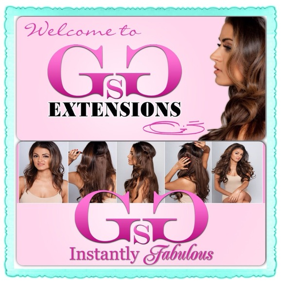 Effortless Extensions Other Ggs Hair Extensions By Poshmark