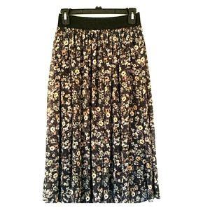 ASOS Dresses & Skirts - ASOS Floral Print Midi Skirt