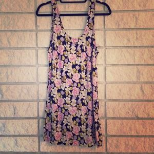 ✨SALE✨Free People Floral Layering Dress