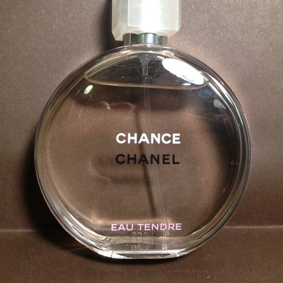 47 off chanel other chanel chance eau tendre perfume from mimi 39 s closet on poshmark. Black Bedroom Furniture Sets. Home Design Ideas