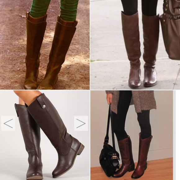 the best beauty variety styles of 2019 Last price🍂🍁👢Chocolate brown riding boots👢🍂🍂 NWT