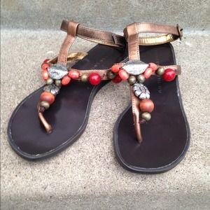saleChinese Laundry Flat Sandals