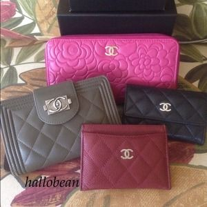 Chanel Wallet & Card Case/Card Holder Collection