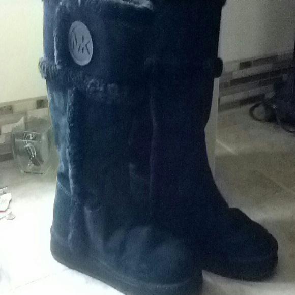 Michael Kors Boots uk Michael Kors Tall Winter Boot