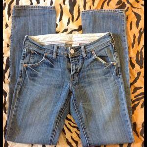 UNIQLO Slim Straight Jeans