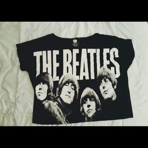 FREE W/ ITEM The Beatles Shirt