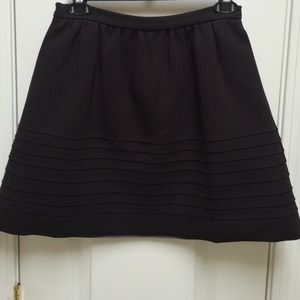 Maje Dresses & Skirts - Maje Black Aline Swing Skirt