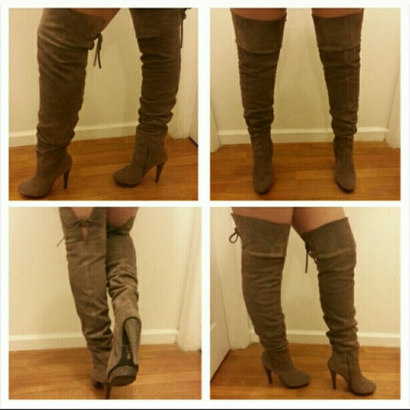 bakers thigh high boots from diamondsky s closet on poshmark