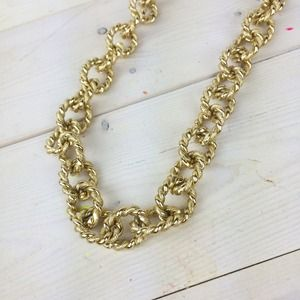 Jewelry - Gold Chain Long Necklace