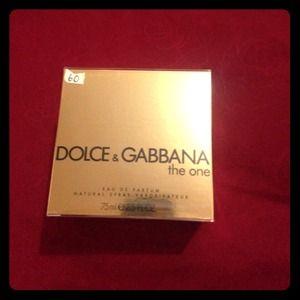 Donce & gabana  Other - Perfume