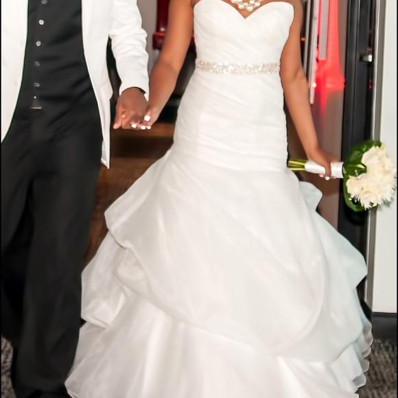 42 off woo too dresses skirts woo too wedding dress for Edric woo wedding dresses