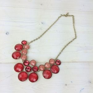 Jewelry - Pink Bib Necklace