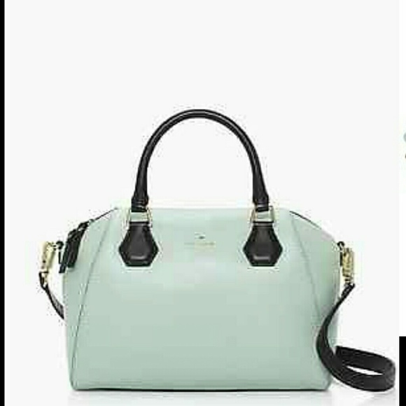 5% off kate spade Handbags - Kate spade shoulder bag/ handbag mint ...